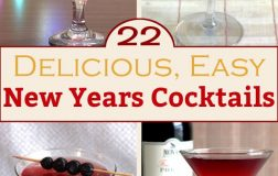 22 Delicious, Easy New Years Cocktails