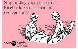 Bar Humor