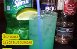 Blue Lagoon Drink | How to Make a Blue Lagoon Cocktail