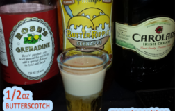 How to Make Buttery Nipple Shot | Buttery Nipple Recipe