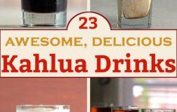 Kahlua drinks: 23 awesome recipes