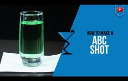ABC Shot – How to make a ABC Shot Cocktail Recipe by Drink Lab (Popular)