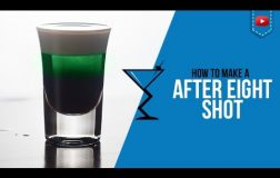 After Eight Shot – How to make a After Eight Shot Recipe by Drink Lab (Popular)