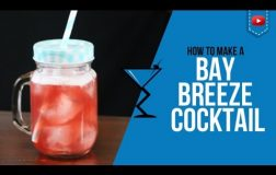Bay Breeze Cocktail – How to make a Bay Breeze Cocktail Recipe by Drink Lab (Popular)