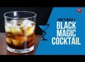 Black Magic Cocktail – How to make Black Magic Cocktail Recipe by Drink Lab (Popular)