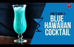 Blue Hawaiian Cocktail – How to make a Blue Hawaiian Cocktail Recipe by Drink Lab (Popular)