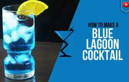 Blue Lagoon Cocktail – How to make a Blue Lagoon Cocktail Recipe by Drink Lab (Popular)