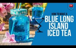 Blue Long Island Iced Tea – How to make a Blue Long Island Cocktail Recipe by Drink Lab (Popular)