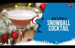 Christmas Cocktails – Christmas Snowball – How to make aChristmas Snowball Cocktail Recipe (Popular)