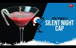 Christmas Cocktails – Silent Night Cap – How to make a Silent Night Cap Cocktail Recipe (Popular)