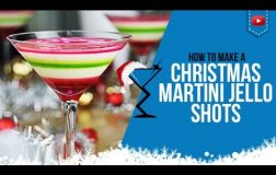 Christmas Jello Shots – How to make Layered Christmas Jello Shots Cocktail Recipe Drink (Popular)