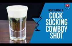 Cock Sucking Cowboy Shot – How to make Cowboy Shot Recipe by Drink Lab (Popular)