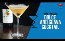 Dolce and Guava Cocktail – How to make a Dolce and Guava Cocktail Recipe by Drink Lab