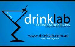 Drink Lab Cocktails & Drink Recipes