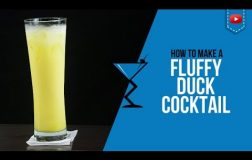 Fluffy Duck Cocktail – How to make a Fluffy Duck Cocktail Recipe by Drink Lab (Popular)