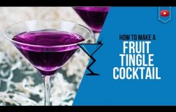 Fruit Tingle Cocktail Recipe – How to make a Fruit Tingle Cocktail Recipe by Drink Lab (Popular)