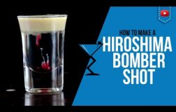 Hiroshima Bomber Shot – How to make Hiroshima Bomber Cocktail Recipe by Drink Lab (Popular)
