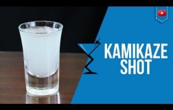Kamikaze Shot – How to make a Kamikaze Shot Cocktail Recipe by Drink Lab (Popular)