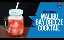 Malibu Bay Breeze – How to make a Malibu Bay Breeze Cocktail Recipe by Drink Lab (Popular)