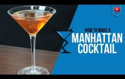 Manhattan Cocktail – How to make a Manhattan Cocktail Recipe by Drink Lab (Popular)