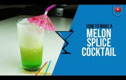 Midori Splice Cocktail – How to make a Midori Splice Cocktail Recipe by Drink Lab (Popular)