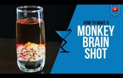 Monkey Brain Shot – How to make a Monkey Brain Cocktail Recipe by Drink Lab (Popular)