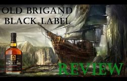 Old Brigand Black Label Rum Review