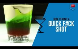 QF or Quick Fuck Shot – How to make a Quick Fuck Cocktail Recipe by Drink Lab (Popular)