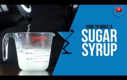 Simple Syrup / Sugar Syrup Quick and Easy – How to make Simple Syrup by Drink Lab