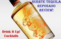Suerte Tequila: Reposado Review