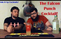 The Falcon Punch Cocktail!