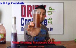 Viniq Evening Accessory Cocktail!