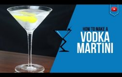Vodka Martini Cocktail – How to make a Vodka Martini Cocktail Recipe by Drink Lab (Popular)