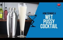 Wet Pussy Cocktail Recipe – How to make Cocktail Recipe by Drink Lab (Popular)