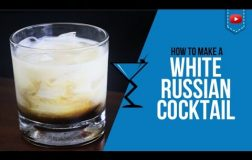 White Russian Cocktail – How to make a White Russian Cocktail Recipe by Drink Lab (Popular)