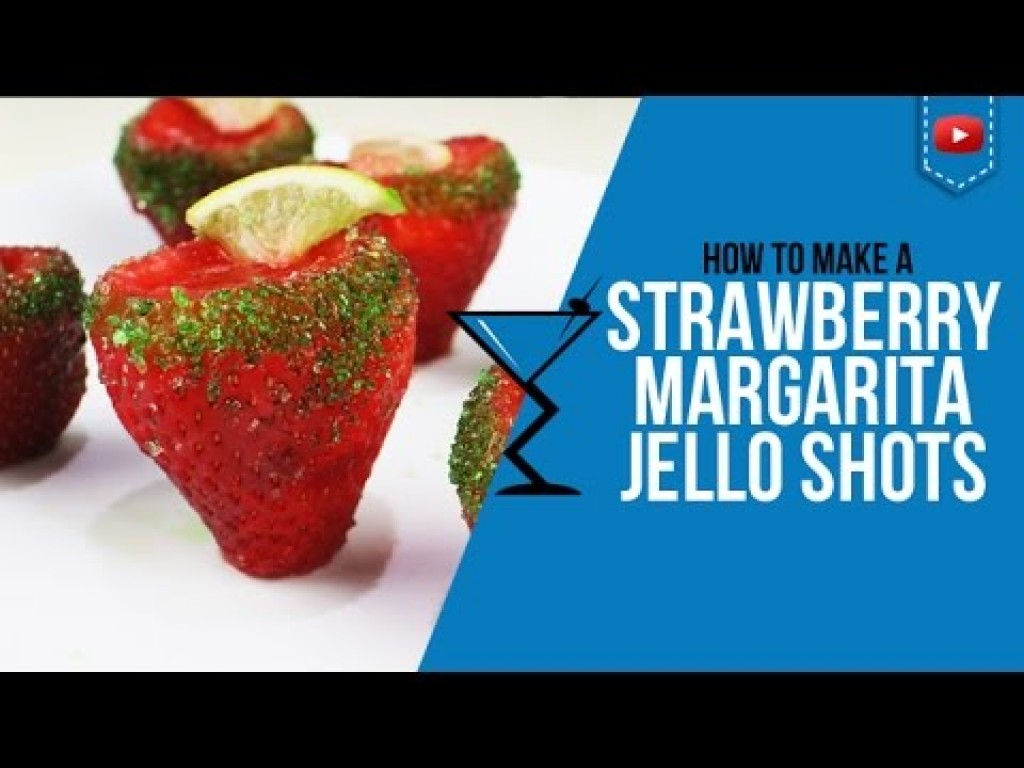 Jello Shots Strawberry Margarita Jello Shots How To Make Jello Shots Recipe Popular Drinks Any Time