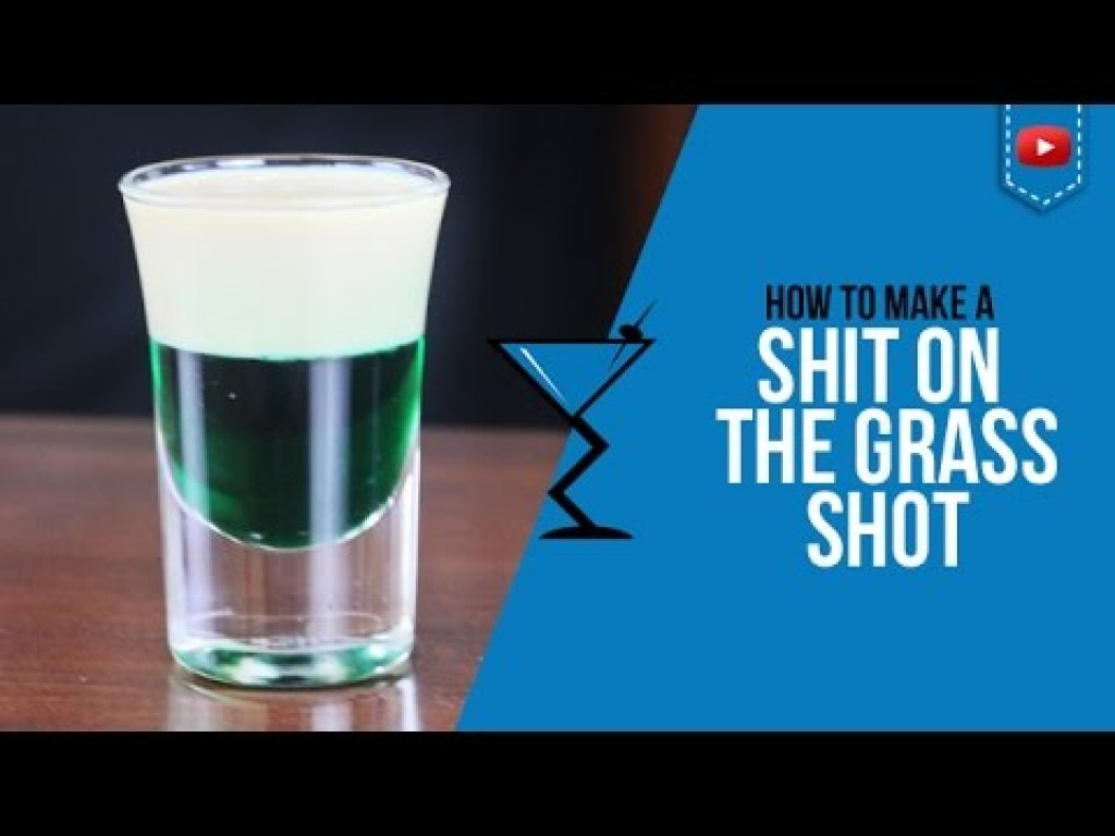 Rusty Nail Drink Recipe 216 On The Grass Shot How To Make A